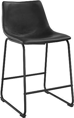 Cool Amazon Com Kobalt Adjustable Hydraulic Stool Kitchen Dining Machost Co Dining Chair Design Ideas Machostcouk