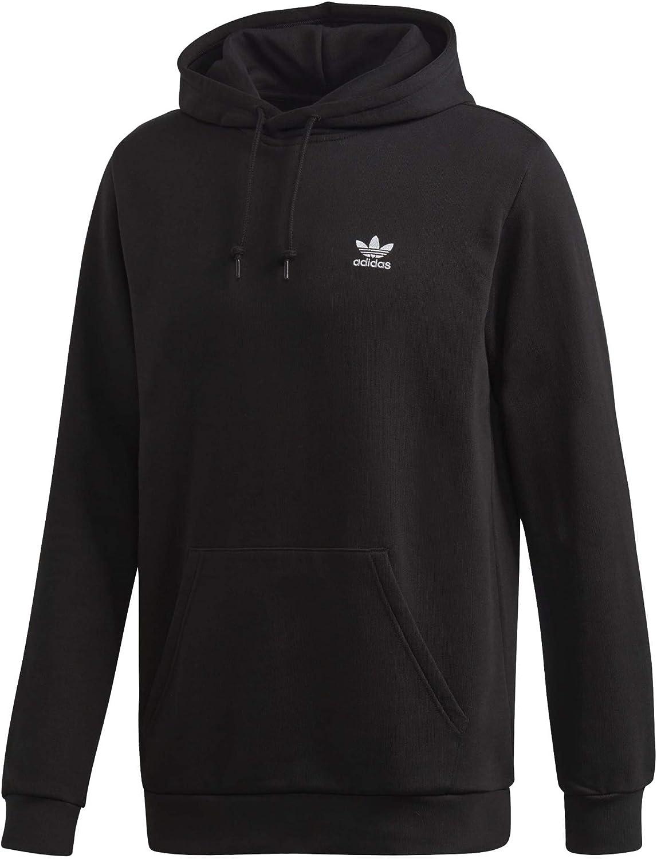adidas Originals Men's Essential Hoodie Sweatshirt at Amazon Men's ...