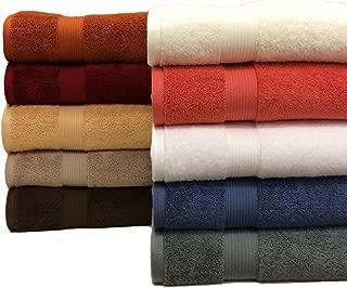 Blancho Bedding Royal Tradition Plush Egyptian cotton Two-Bath Sheets (Set 2) Ivory