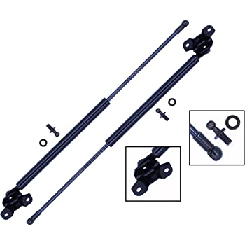 SET Tuff Support Hood Lift Supports 1988 To 1996 Pontiac Grand Prix 1990 To 1994 Chevrolet Lumina 1988 To 1996 Buick Regal 1988 To 1997 Oldsmobile Cutlass Supreme 2 Pieces