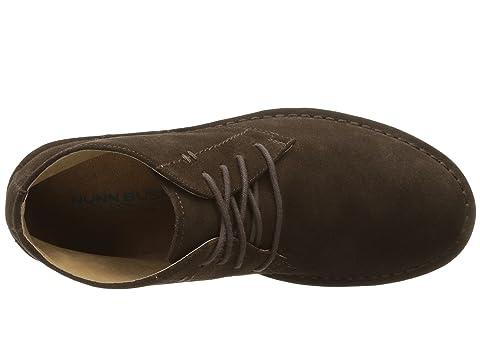 Bush lisa marrón Chukka Bota oscuro Galloway con Nunn punta wpExzY1q