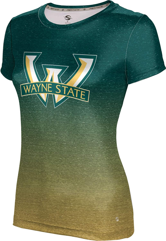 ProSphere Wayne State University Girls' Performance T-Shirt (Ombre)