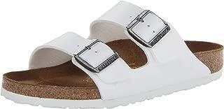 white birkenstocks size 8