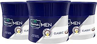 Parachute Advansed Men Hair Cream, Classic, 100 gm (Pack of 3)