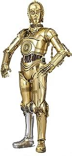 Bandai Hobby Star Wars Character Line 1/12C-3PO Star Wars Action Figure, White