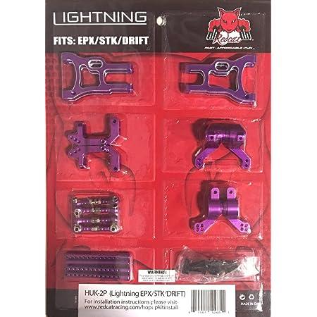 Purple Redcat Racing 6065 Aluminum Chassis 02001