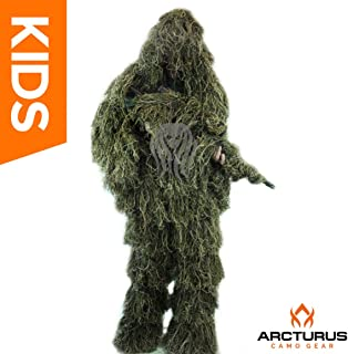 kid ghillie suits sniper