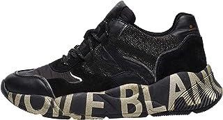 VOILE BLANCHE CLUB100-Sneaker in Cordura e Vitello
