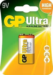 Gp Ultra Alkaline Battery 9v1,