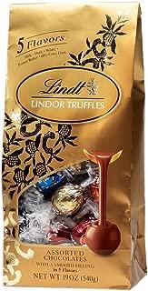 Lindt Chocolate Lindor Truffles Ultimate Assortment, 19-Ounce