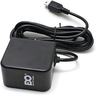 EDO Tech AC Adapter USB Wall Charger for Garmin Drive 60lm 51lm 61lm DriveTrack 71 DriveSmart 51 61 LMT-s 70lmt DriveAssist 51lmt-s DriveLuxe Dezl 570 LMT 580lmt-s GPS Navigator (6.5 Ft Long Cable)