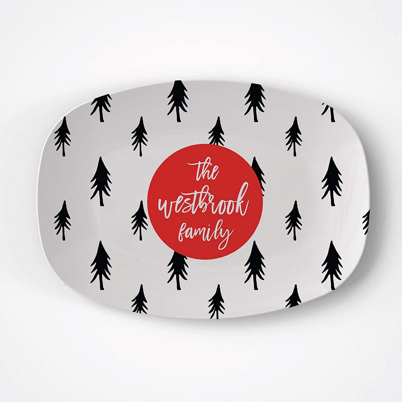2021 Mono Trees Christmas Gift Spring new work Personalized S Idea Dishwasher