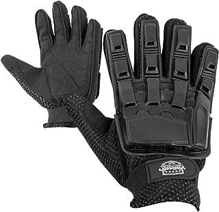 Valken Full Finger Plastic Back Gloves