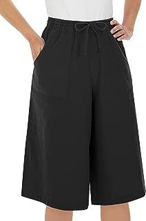Cotton Split Skirt