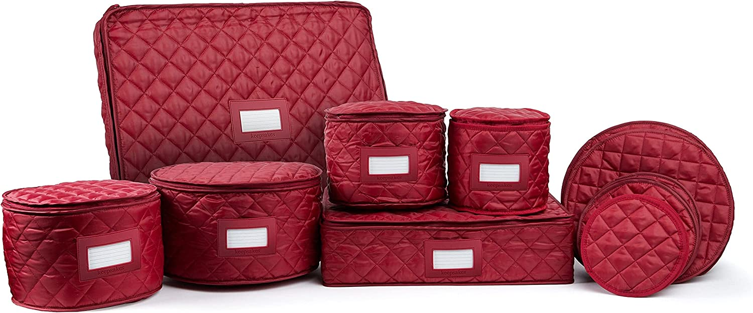 Covermates Keepsakes - Max 48% OFF Dish Storage Set Padded Cheap super special price Protection ID