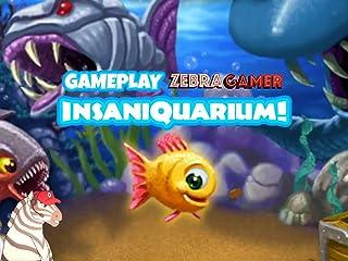 Clip: Insaniquarium Gameplay - Zebra Gamer