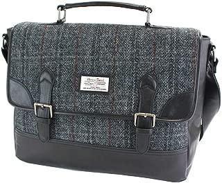 tweed satchel