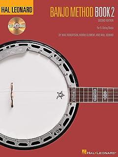 Hal Leonard Banjo Method - Book 2, 2nd Edition: For 5-String Banjo