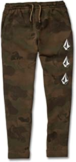 Big Boys' Deadly Stones Fleece Sweatpant