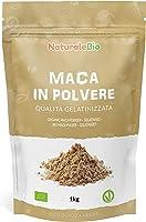 Maca Bio en Poudre 1kg. Organic Peruvian Maca Root Powder. 100% Biologique, Naturel et Pur, Produit au Perou de Racine...