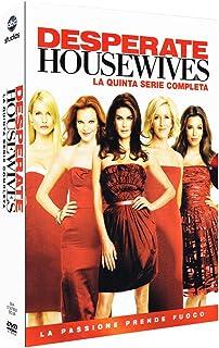 comprar comparacion Desperate housewivesStagione05 Italia DVD