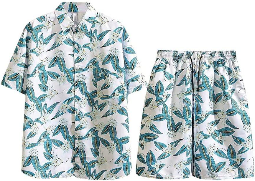 STRAW Clothing Surprise price Men's Fashion Street Beach Short + S Ranking TOP7 Shirt Sleeve
