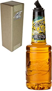 Finest Call Premium Agave Nectar Syrup Drink Mix, 1 Liter Bottle (33.8 Fl Oz), Individually Boxed