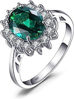 JewelryPalace Principessa Diana William Kate Natuarle Ametista Citrino Granato Peridoto Topazio Sintetico Zaffiro Rubino S...