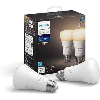 Philips Hue White E27 LED Lampe 9,5 W
