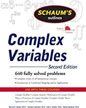 Schaum's Outline of Complex Variables, 2ed (Schaum's Outlines)