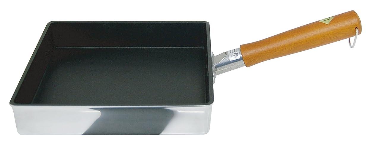 比喩前文髄ウルシヤマ 卵焼き フライパン 日本製 21cm 匠枝 プロスタイル ガス火専用