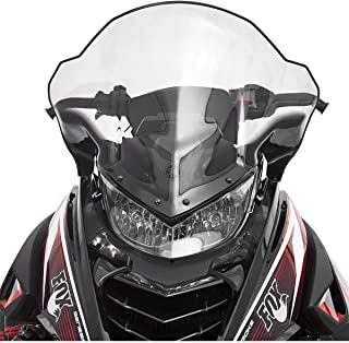 Yamaha SR Viper Medium Sport Snowmobile Windshield Smoke 20.4