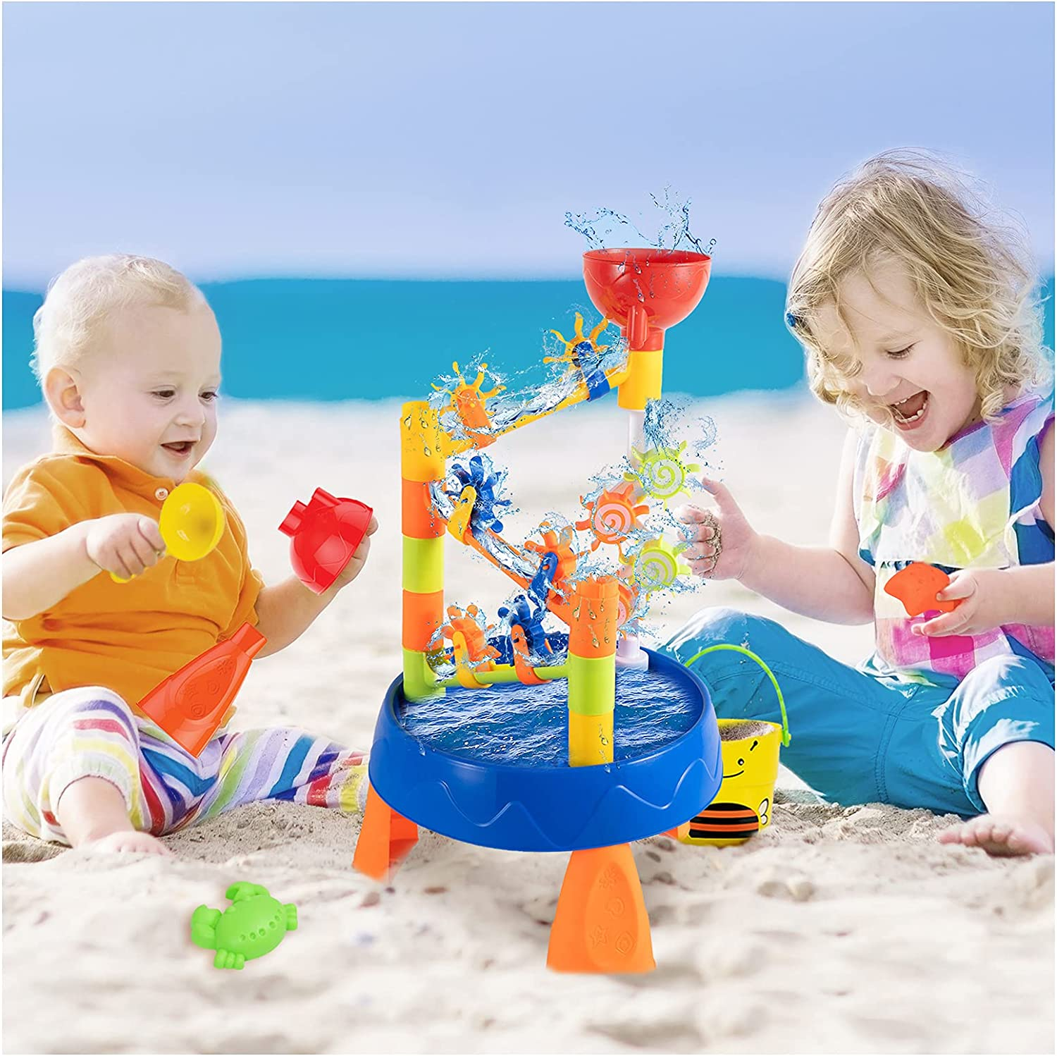 Starpony Firmament Water Table Ta Toddlers for Deluxe Sand Limited time for free shipping