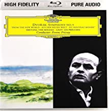 Symphony No 9 / Moldau / Les Preludes