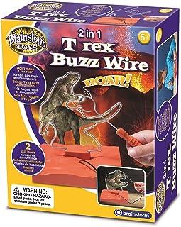 Brainstorm 2 in 1 T-Rex Buzz Wire