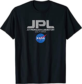JPL - Jet Propulsion Laboratory - NASA Logo Space T-Shirt