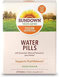 water pills weight loss by Sundown