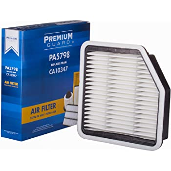 GS Turbo IS250 IS350 RC350 GS200t GS450h ECOGARD XA6103 Premium Engine Air Filter Fits Lexus GS350 IS300 RC200t RX350 IS200t IS Turbo GS460 RC300 RC Turbo