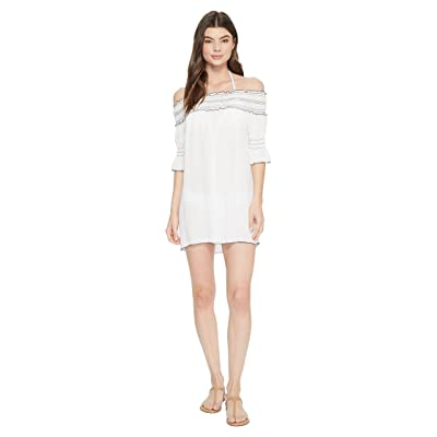 BECCA by Rebecca Virtue Nightingale Dress Cover-Up (White) Women
