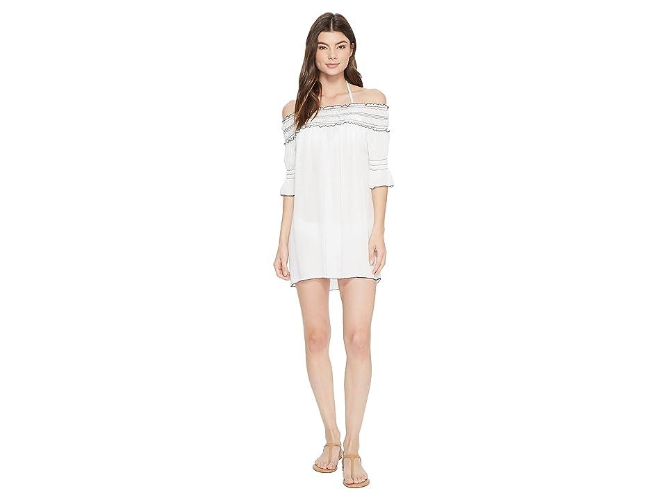 BECCA by Rebecca Virtue Nightingale Dress Cover-Up (White) Women