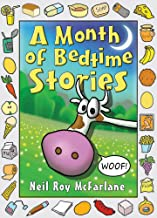 A Month of Bedtime Stories: Funny, read-aloud, bedtime storybook (and off you went to the woods ... 1) (English Edition)