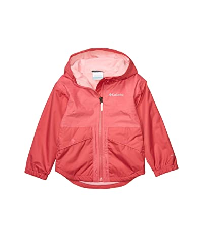 Columbia Kids Rainy Trailstm Fleece Lined Jacket (Little Kids/Big Kids) (Rouge Pink) Girl