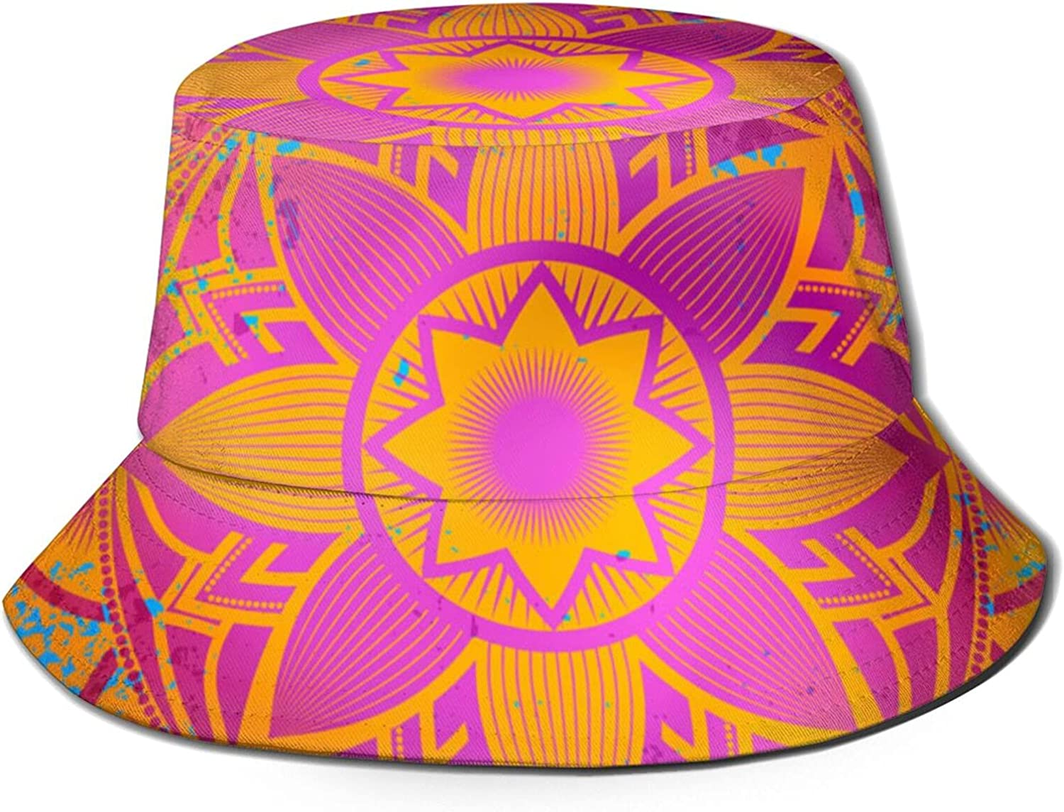 Polyester Sun Bucket Hat for Teens Wide 67% OFF of fixed price Brim Women Fi Men Girls Houston Mall