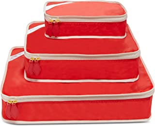 Paravel Packing Cube Trio (Bebop Red)