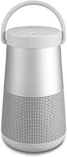 Bose SoundLink Revolve+ Portable Bluetooth Speaker, water-resistant design with Spacious 360° Sound, 16 hour battery life ...
