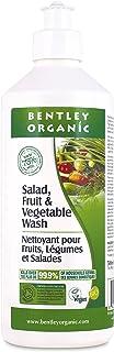 Bentley Organic Salad Fruit and Veg Wash 500 ml