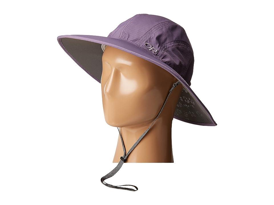 Outdoor Research Oasis Sun Sombrero (Fig) Caps