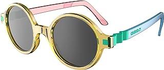 Ki ET LA - Gafas de sol infantiles de 9-12 años - CraZyg-Zag SUN RoZZ