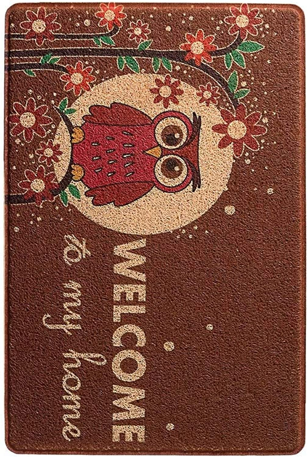 Door Mat Foyer Kitchen Floor Mat Carpet Home 45  75,60  90,60  120,80  120,120  180 (color   T, Size   80  120CM)