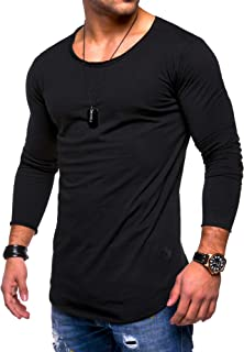 longline muscle t shirt